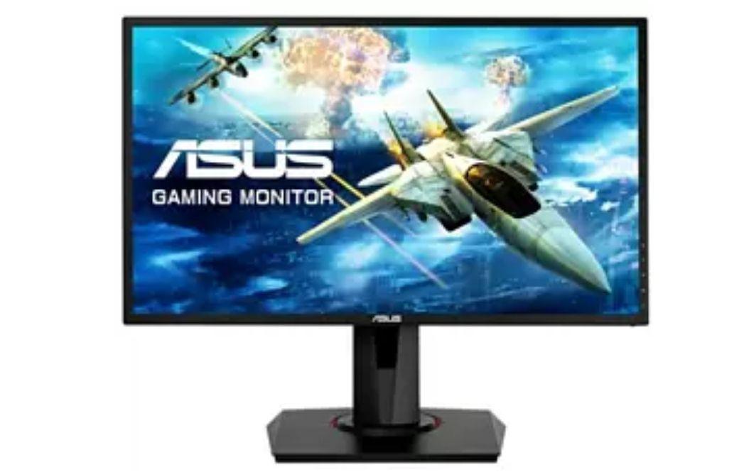 Monitor gaming - ASUS VG248QG, 24 '' Full-HD, 1 ms, 165 Hz, HDMI, DVI, Negro