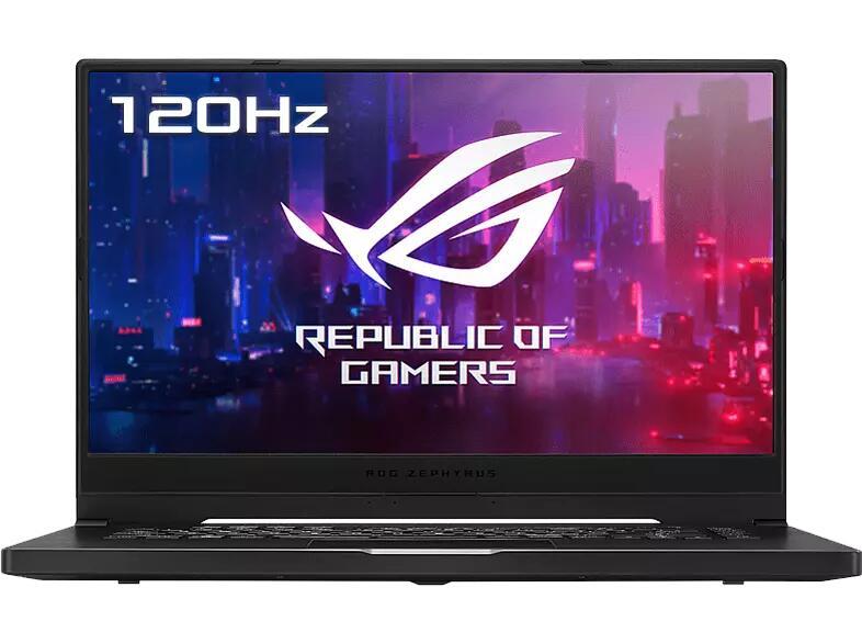 "Portátil gaming- Asus ROG Zephyrus G GA502DU-AL064,15.6"", AMD® Ryzen™ 7 3750H ,16GB, 512GB, GTX1660Ti, FreeDOS"