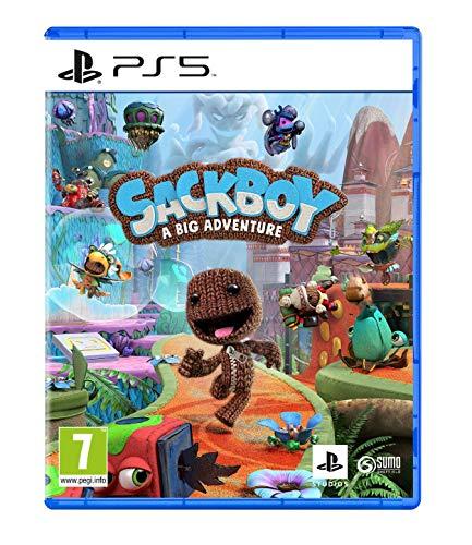 Bajada de precio en Sackboy: Una Aventura a lo Grande - PlayStation 5