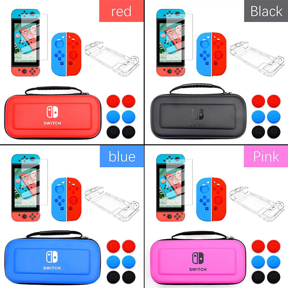 Funda y accesorios Nintendo Switch