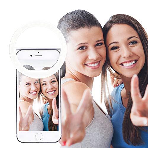 Anillo selfie para el movil