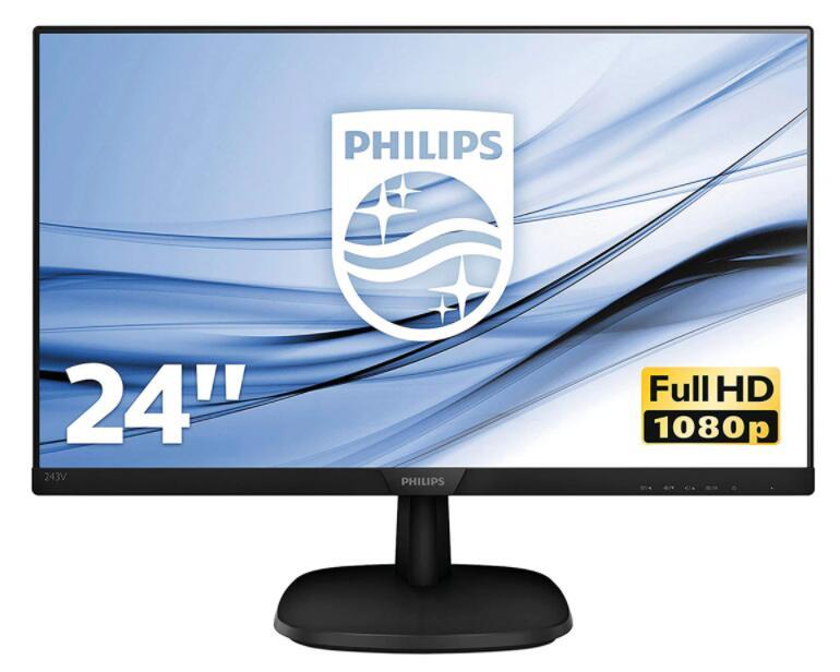 Monitor Philips Full HD IPS 243V7QJABF