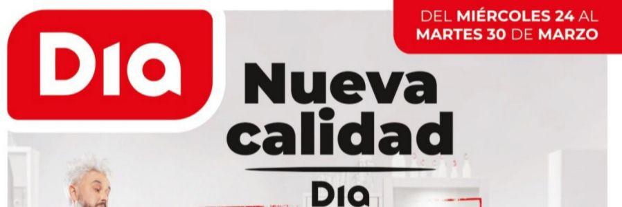 Nuevo folleto DÍA & La plaza de DÍA