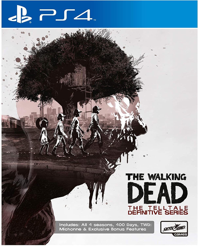 The Walking Dead: The Telltale Definitive Series PS4 FÍSICO