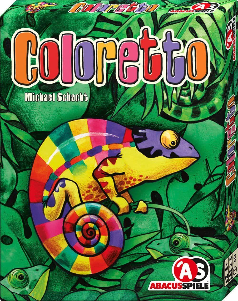 Coloretto juego de mesa