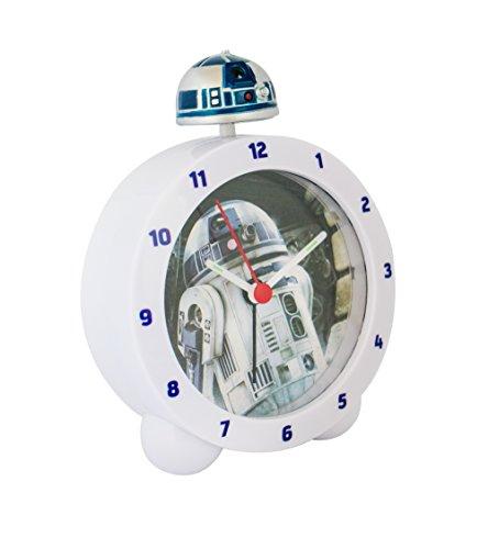 Reloj despertador R2D2 de Star Wars