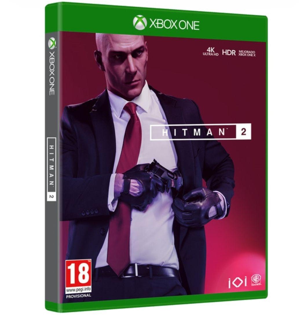Hitman 2 Xbox One +Llévate de REGALO un pack de 2 grips de Hitman 2