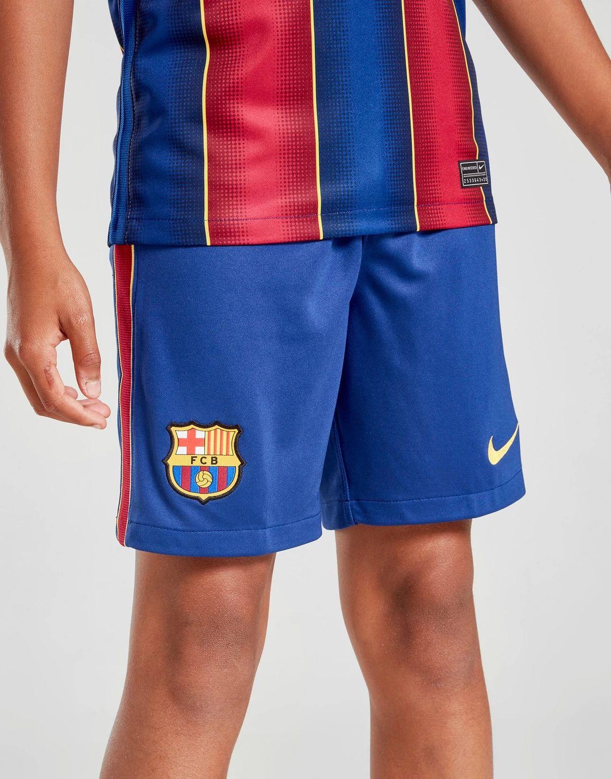Pantalón corto FC Barcelona Junior 2020/2021