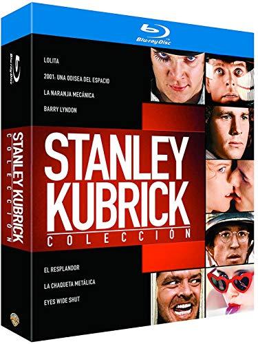 Colección Kubrick (Blu-ray)