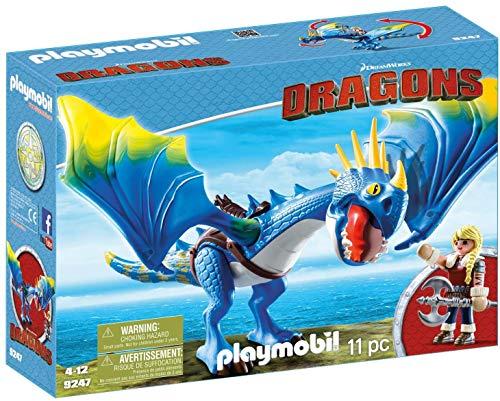 PLAYMOBIL Dragons Astrid y Tormenta 9247