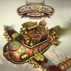Juego gratis Escape Machine City: Airborne [Prime Gaming]