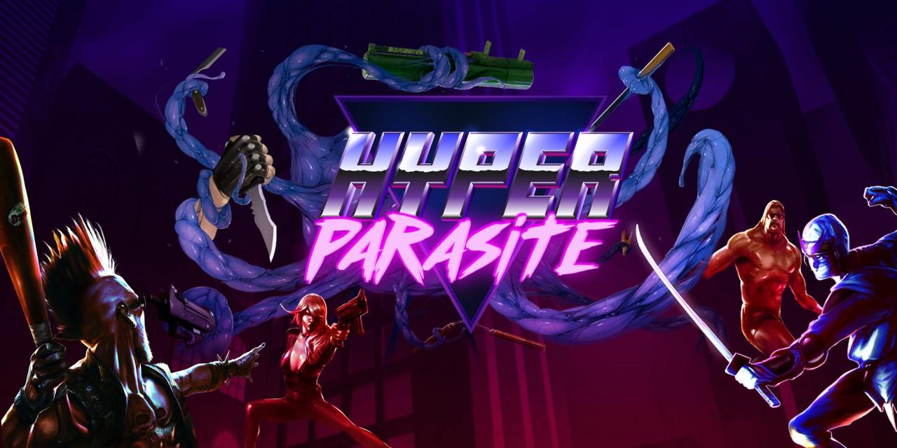 HyperParasite - Nintendo Switch (eshop de Rusia)