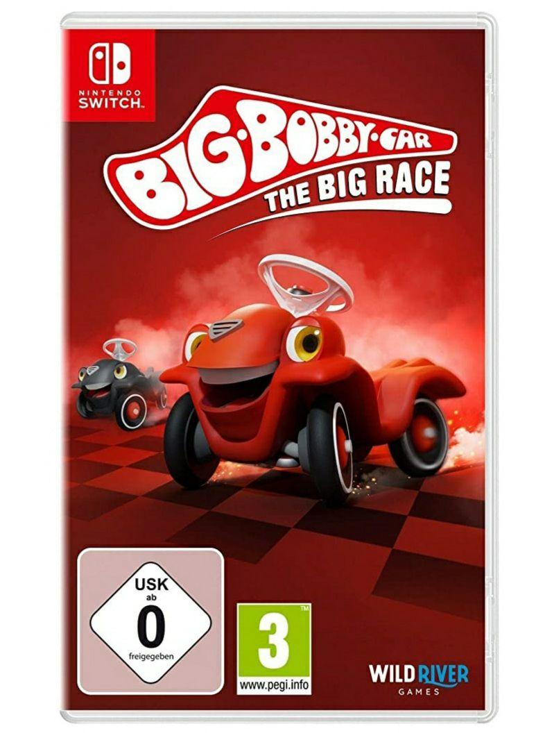 Big Bobby Car The Big Race (Switch)