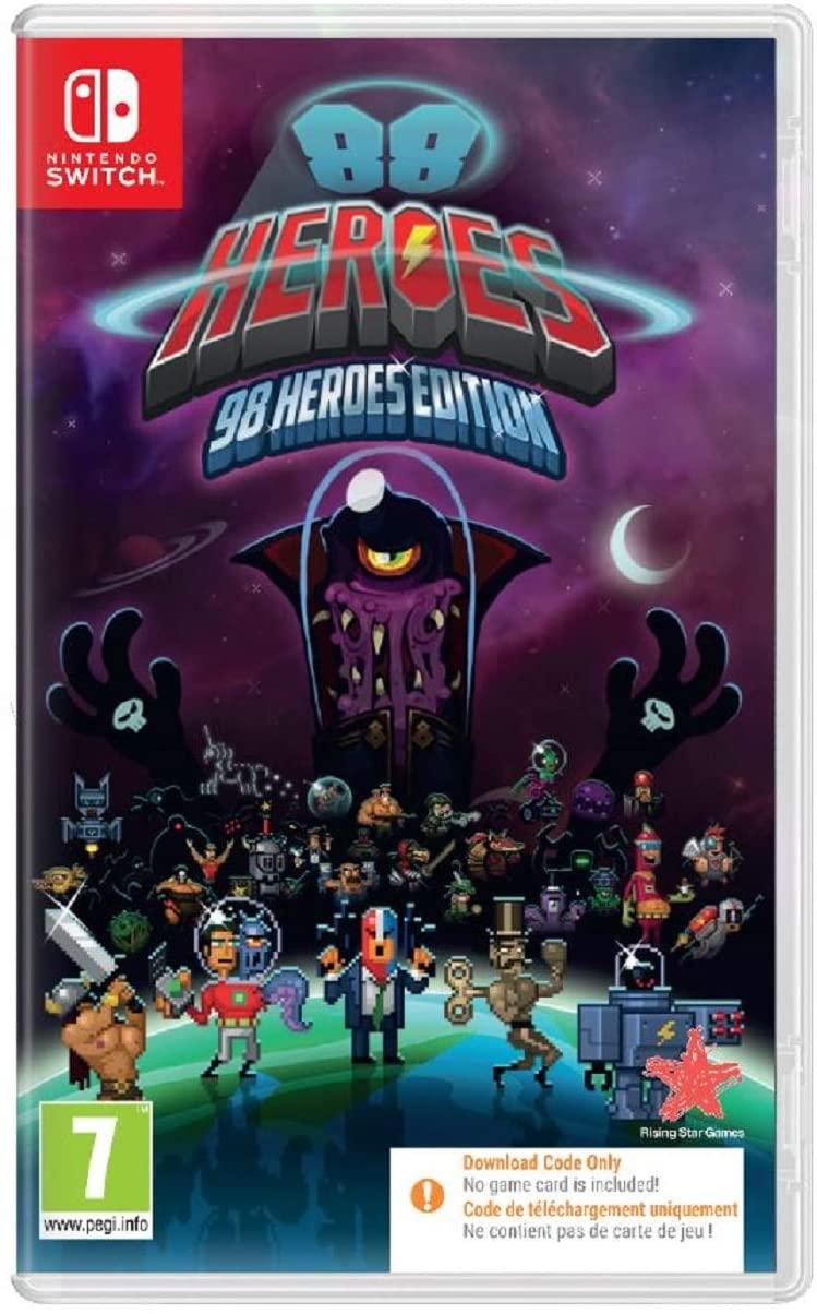 88 Heroes - 98 Heroes Edition - Vendido y Enviado por Amazon