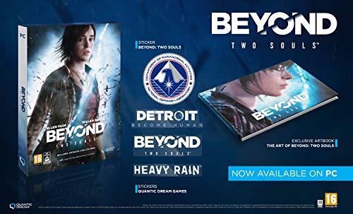 Beyond Two Souls - Edición para PC con Artbook y Stickers