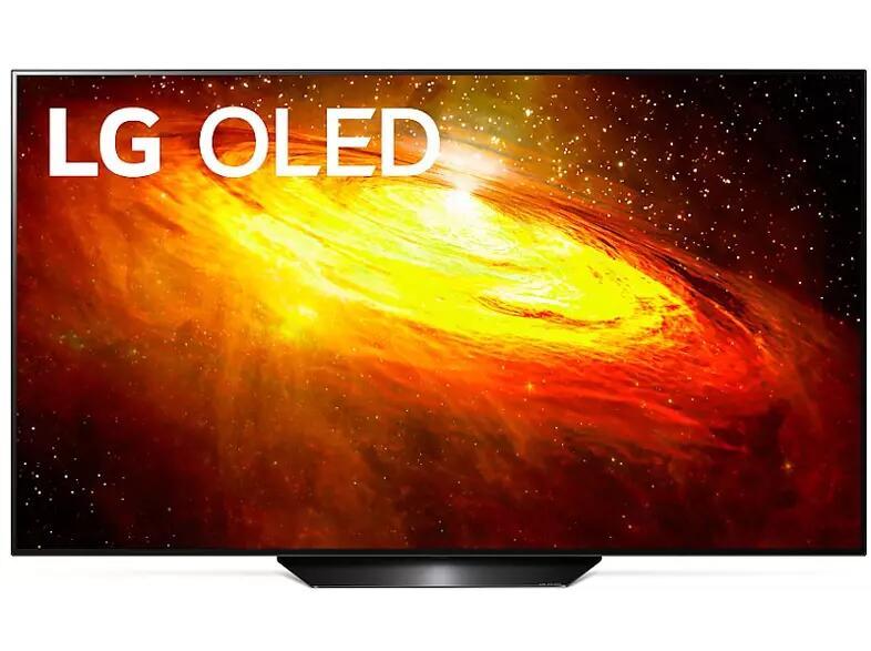 LG OLED55BX6LB, UHD 4K, Procesador 4K