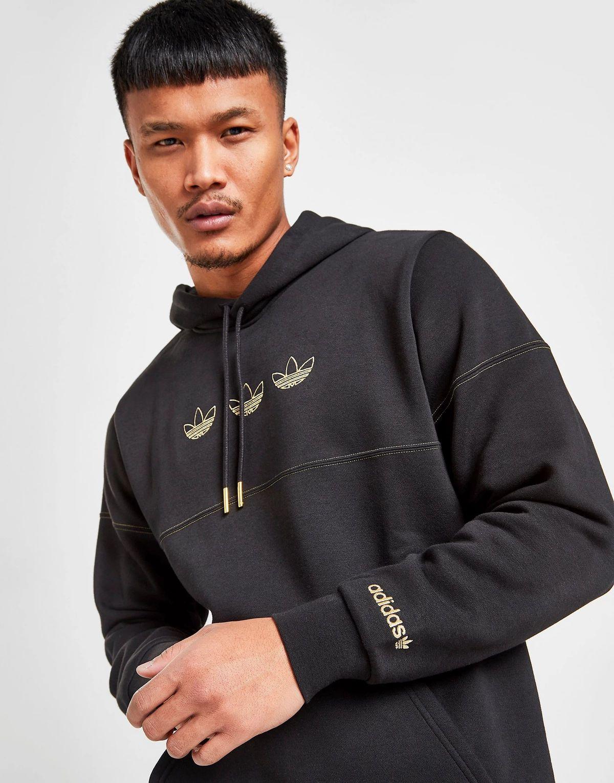 Sudadera Adidas Originals Metallic