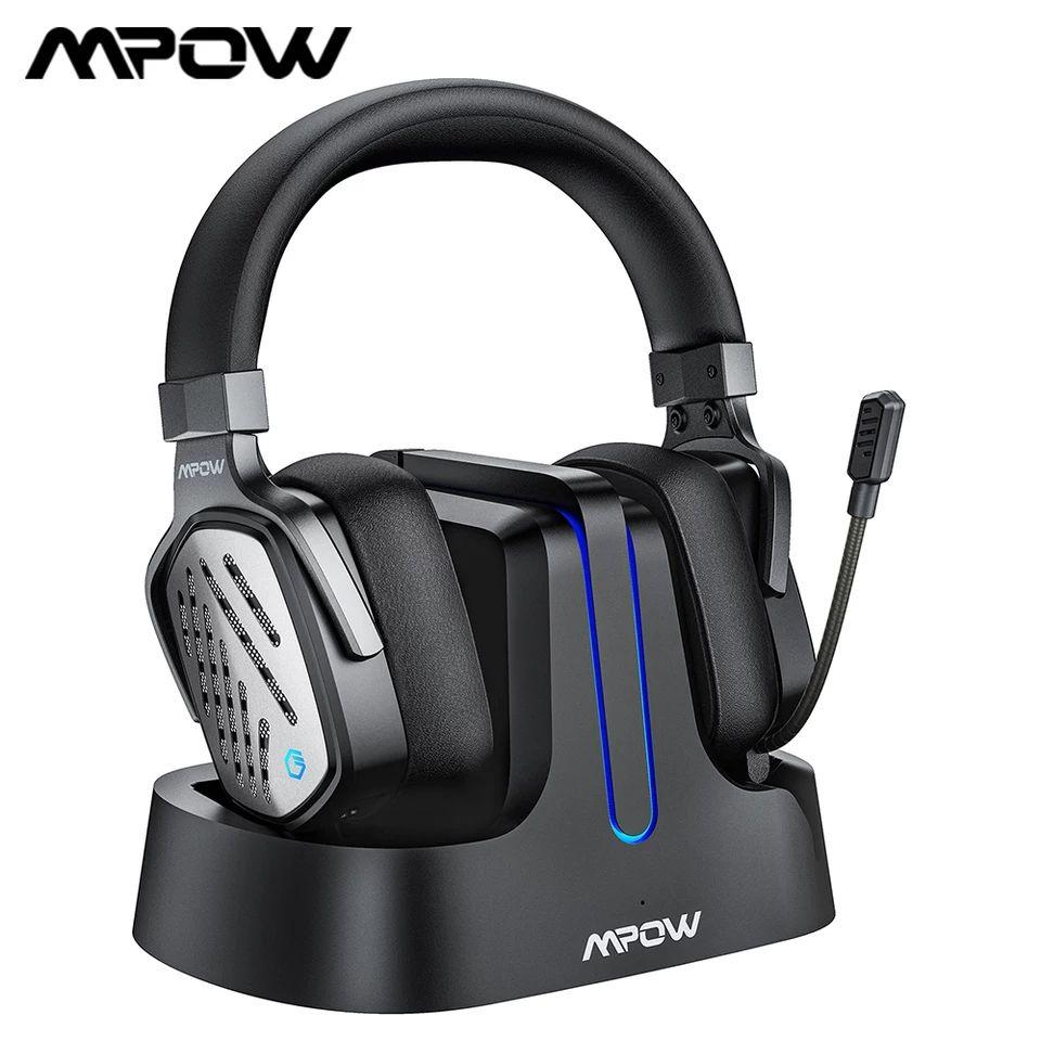 Mpow cascos auriculares headset inalámbricos T1