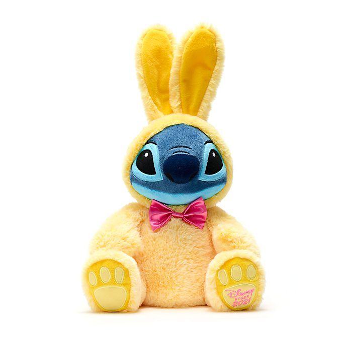 Peluche mediano Stitch Pascua