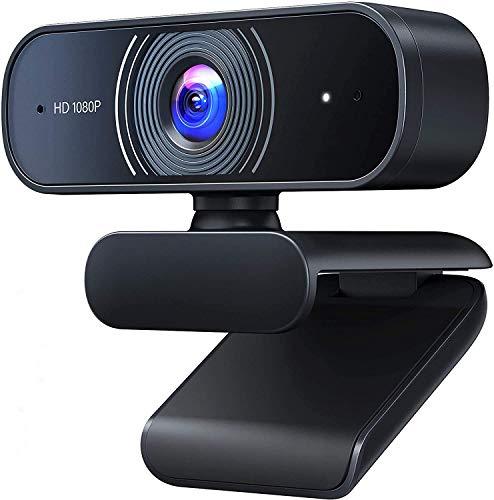 Webcam Full HD 1080 Roffie