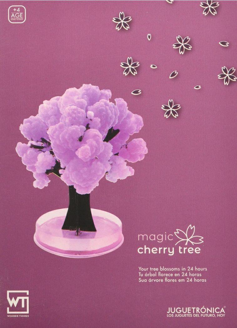Árbol mágico que florece Sakura
