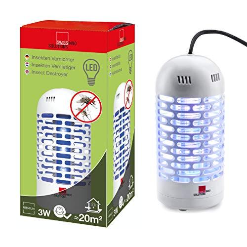 SWISSINNO aniquilador eléctrico LED 3 vatios