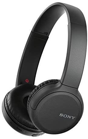 Sony WH-CH510 - Auriculares inalámbricos bluetooth de diadema. Negros, blancos o azules.
