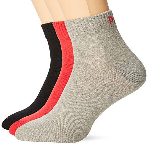 PUMA calcetines hombre (Pack de 3)