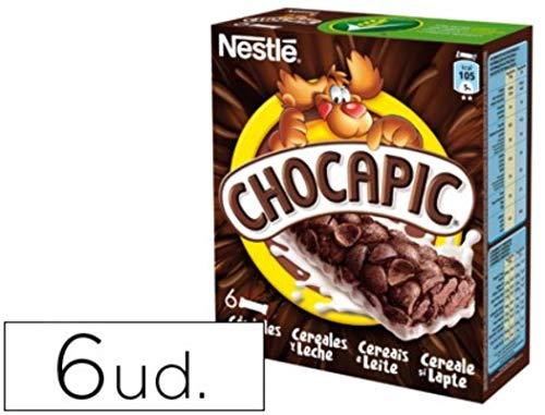 Chocapic Barritas de Cereales - Paquete de 16 x 6 unidades