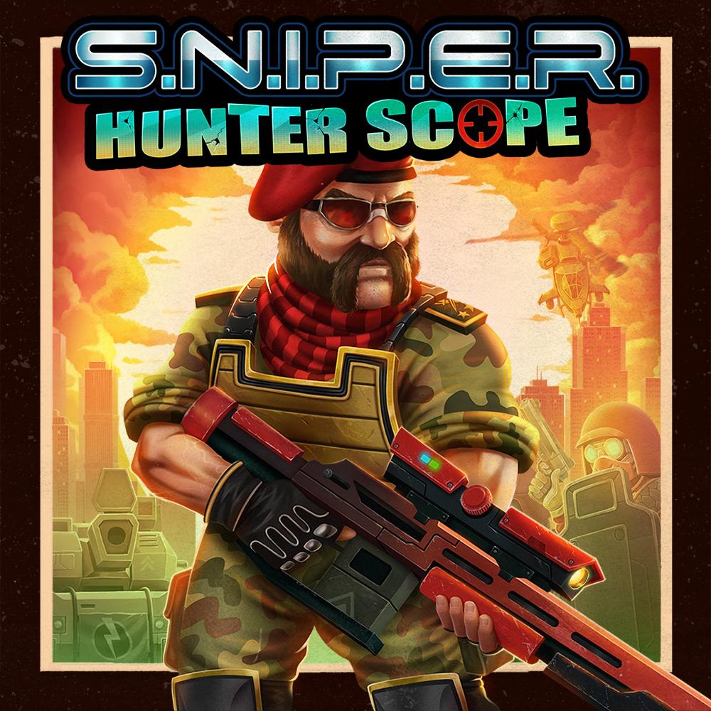 NINTENDO SWITCH: S.N.I.P.E.R. - Hunter Scope por sólo 1,49€ (1,26€ en la eShop Rusa)