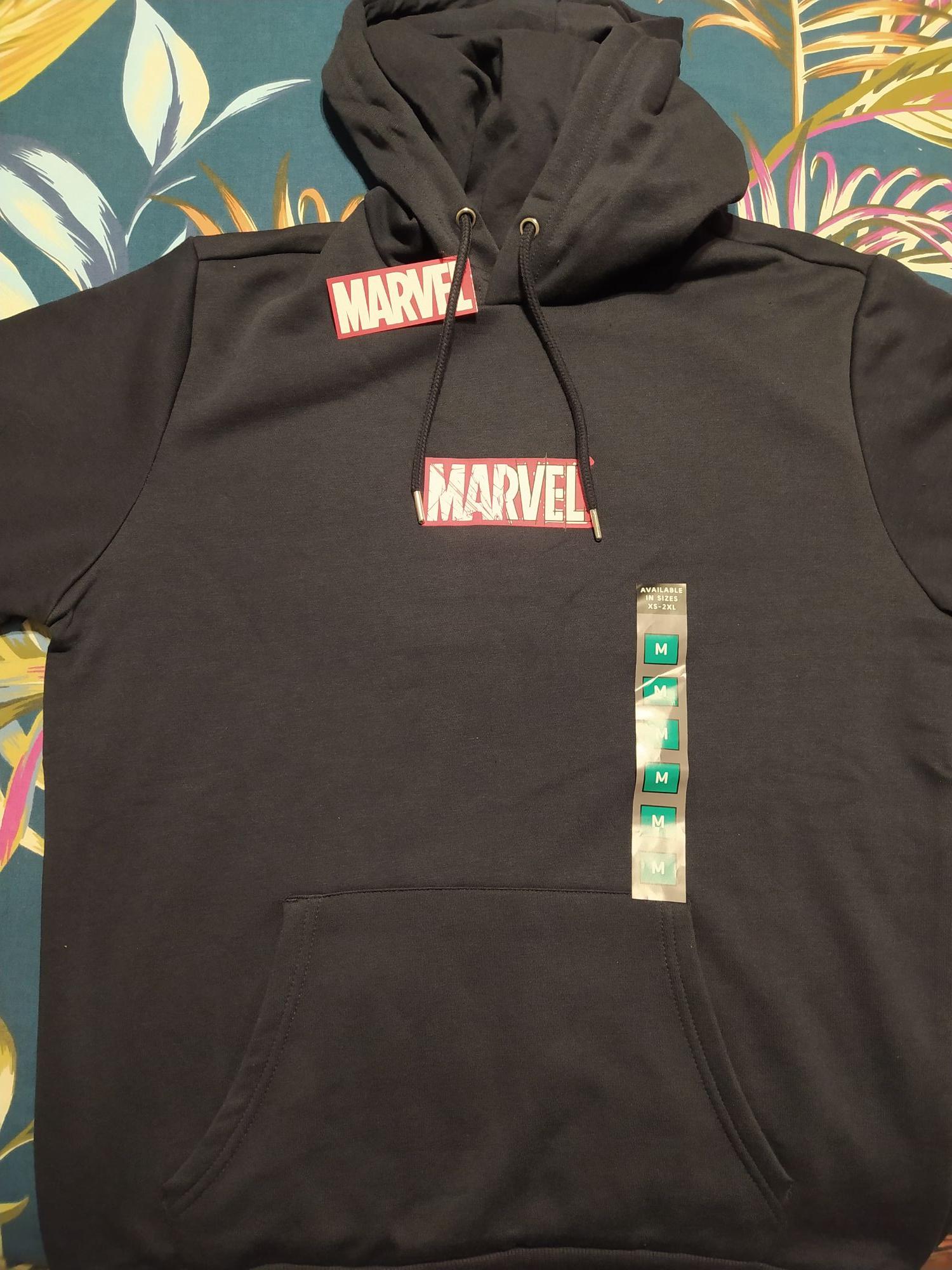 Sudadera de licencia Marvel en Primark de CC Nueva Condomina en Murcia