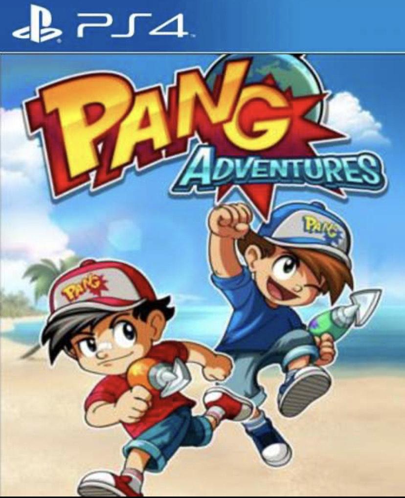 Pang Adventures (PS4/PS5)