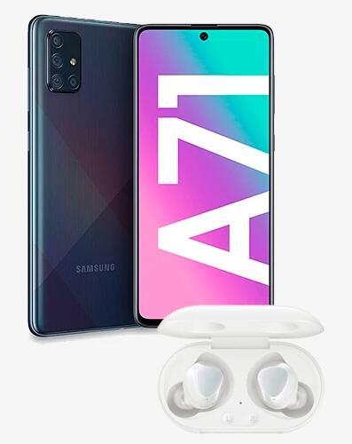 Samsung Galaxy A71 + Buds+