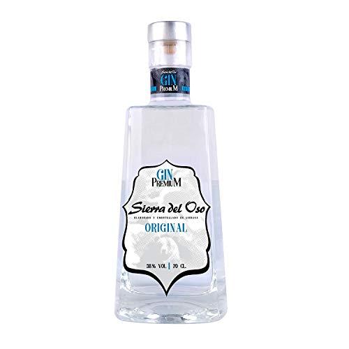 Gin Premium Sierra del Oso (Cantabria)