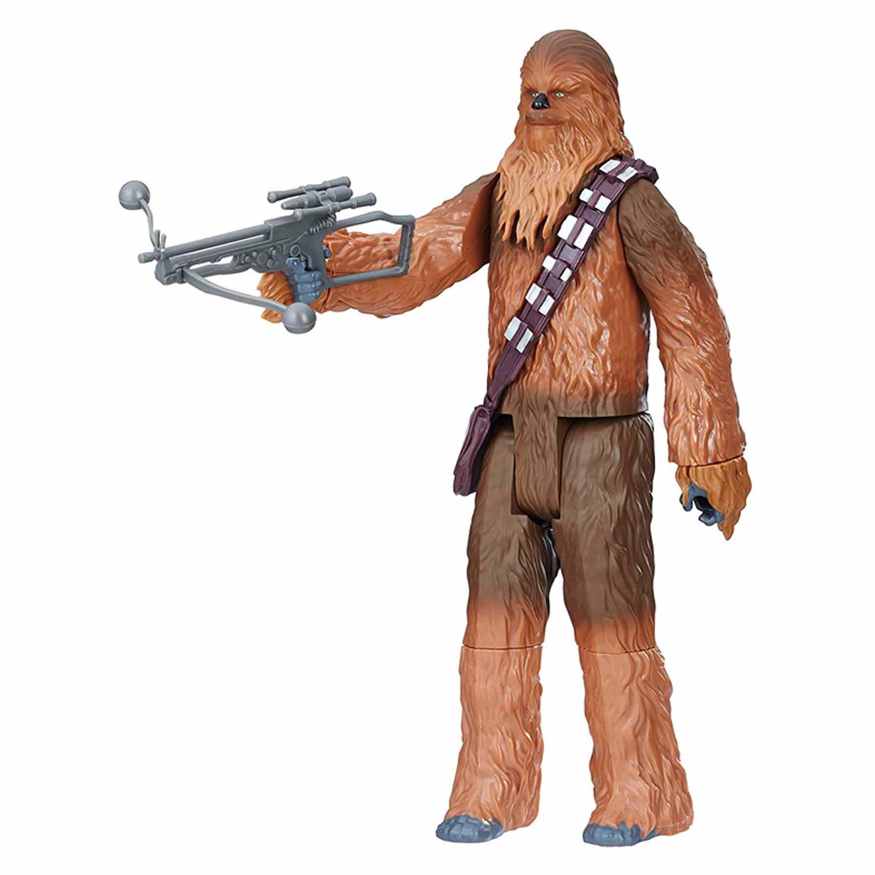 Figura Star Wars Chewbacca Titan