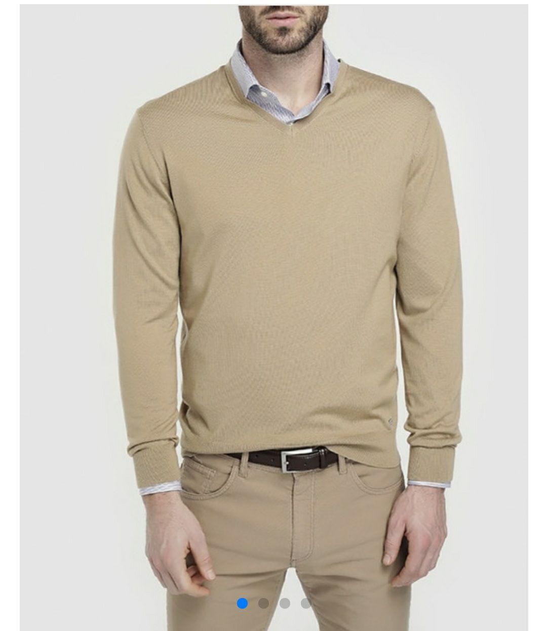 Jerseys Emidio Tucci 100% lana merina. Dos modelos