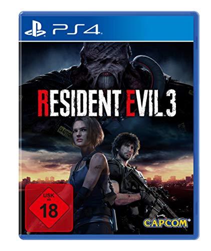PS4 Resident Evil 3 [ [Importación alemana]( jugable en castellano) (quedan pocas unidades)