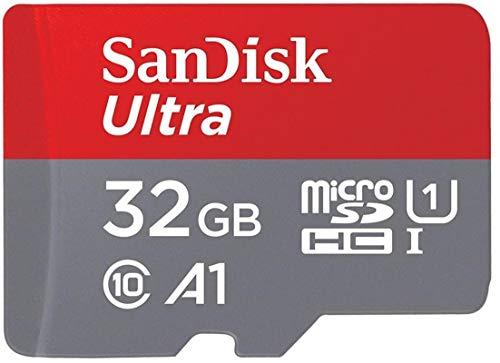 Tarjeta de memoria 32 GB + Adaptador [SanDisk Ultra]