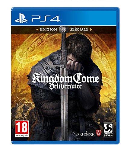 Kingdom Come Deliverance (PS4) [Importación francesa]( Jugable en Castellan) hay pocas unidades