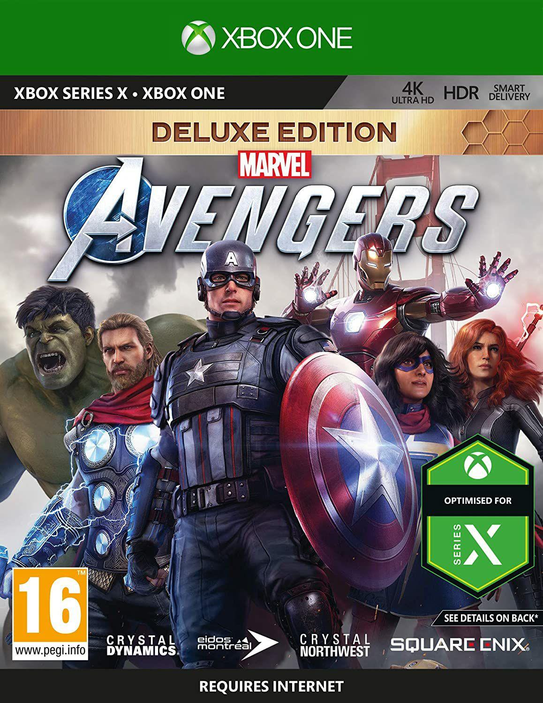 Marvel's Avengers Deluxe Edition - Xbox One