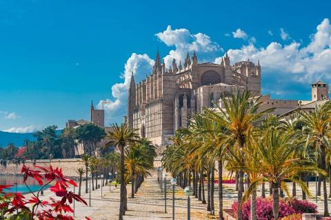 Vuelos Valencia - Palma Mallorca i/v 1 semana (Muchas fechas en Julio)