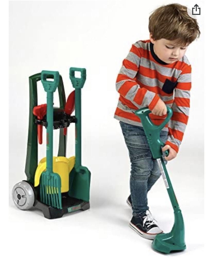 Theo Klein 2756 Bosch Jardín Carro para niñ@s