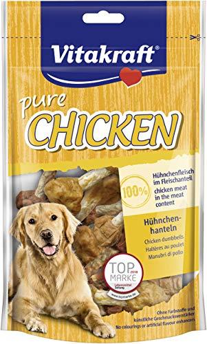 Snack muslitos de Pollo 100% Naturales para Perros 80 gr