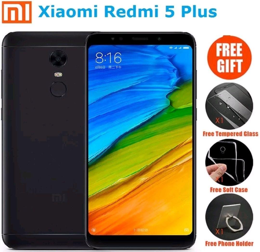 Xiaomi redmi 5 plus 4/64 GB