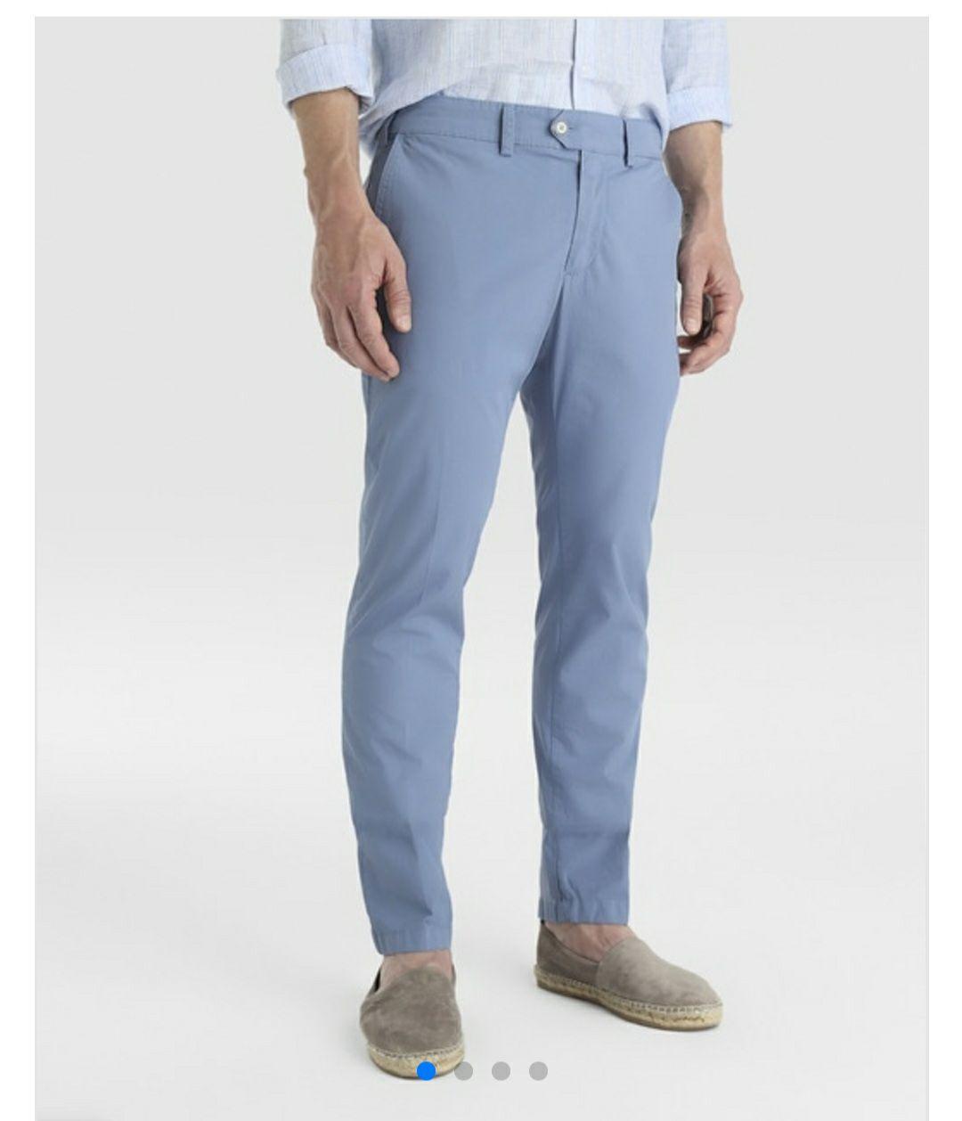 Pantalones Chinos - Emidio Tucci Black El Corte Inglés