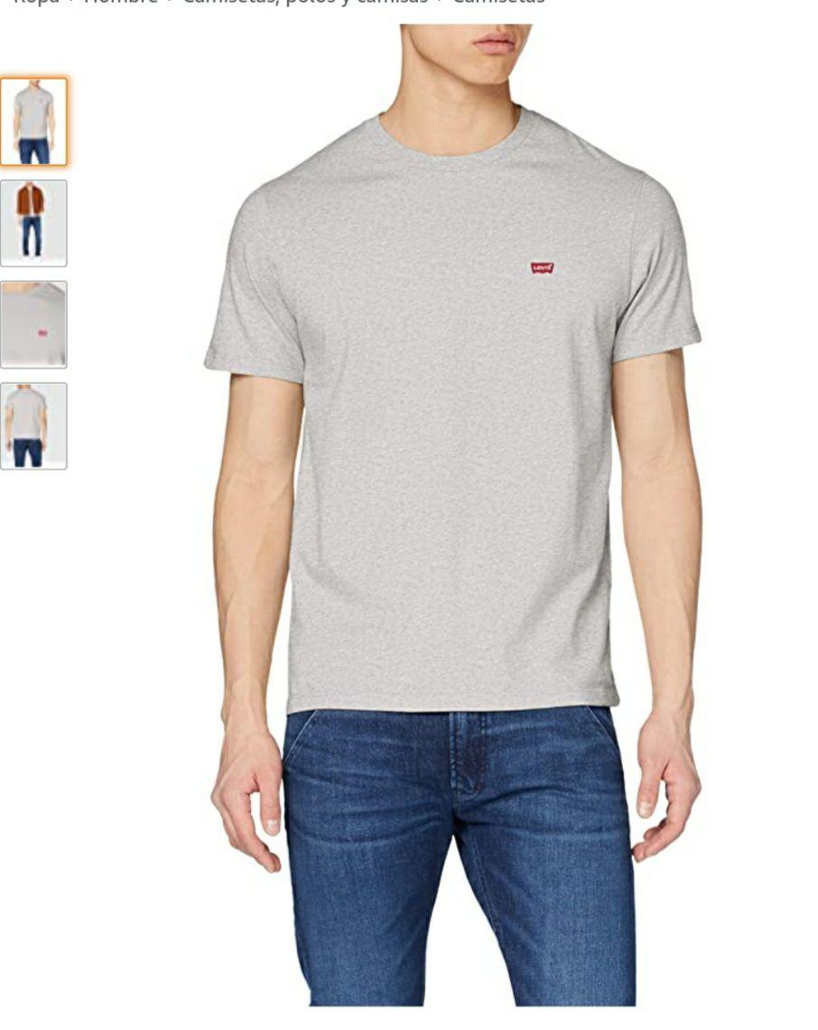 Levi's The Original tee Camiseta para Hombre