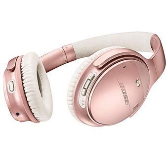Bose Quietcomfort 35 II Oro Rosa Auriculares Noise Cancelling