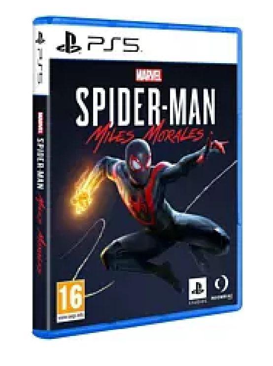 Spider-Man Miles Morales [PS5] / También en Amazon y Carrefour