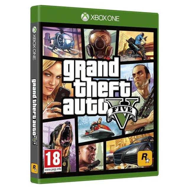 Grand Theft Auto V - Xbox One/Series X