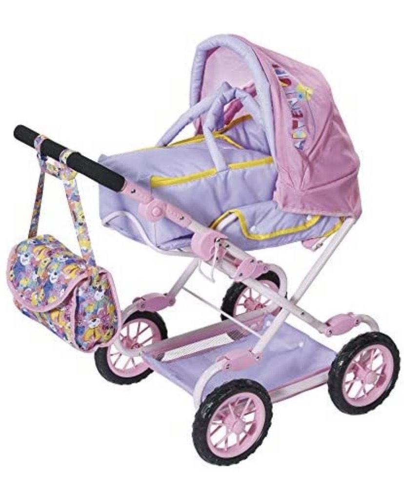 Carrito Baby Born Deluxe Pram